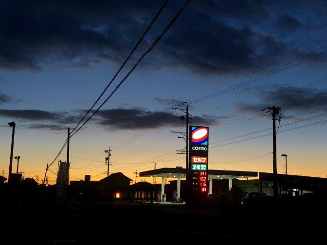 ガソリン スタンド 24 時間